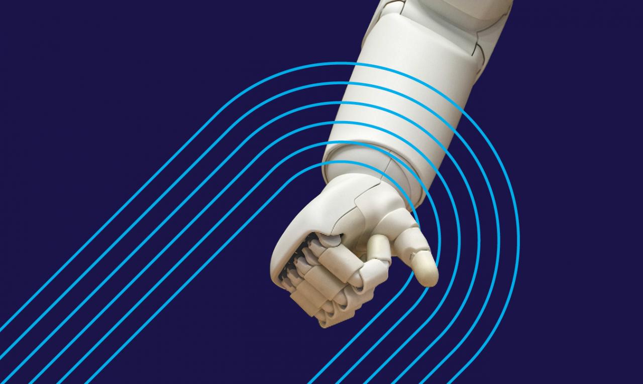 MEU Robot hand
