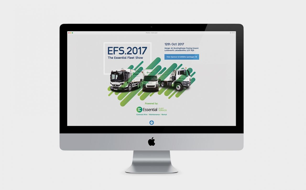 Essential website design