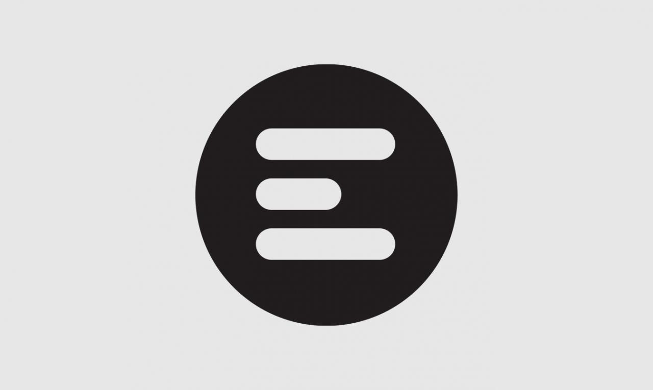 Essential logo symbol design