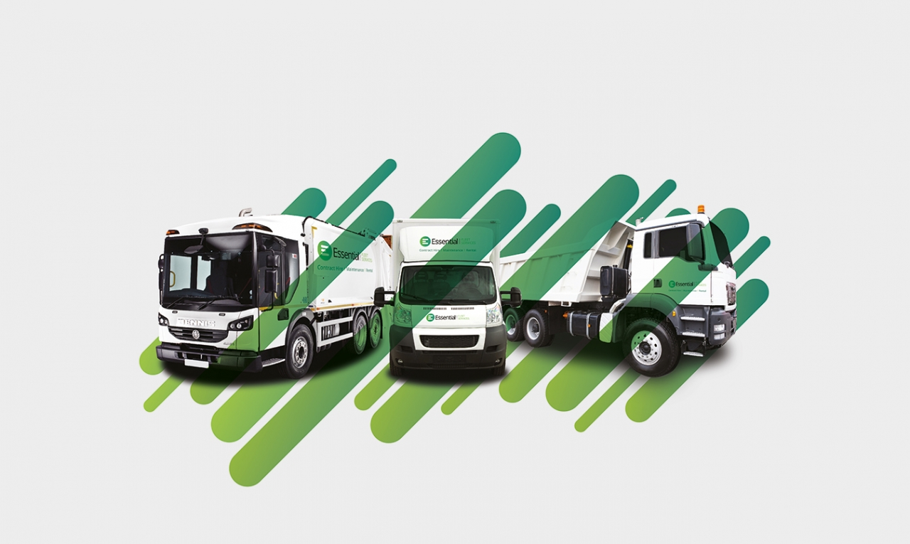 Essential vehicle livery design
