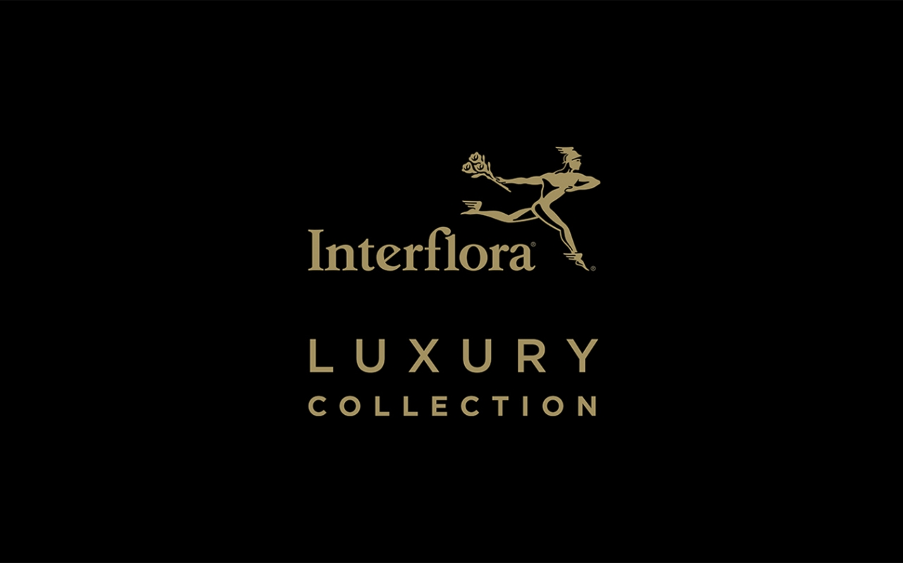 Interflora Luxury Collection Logo