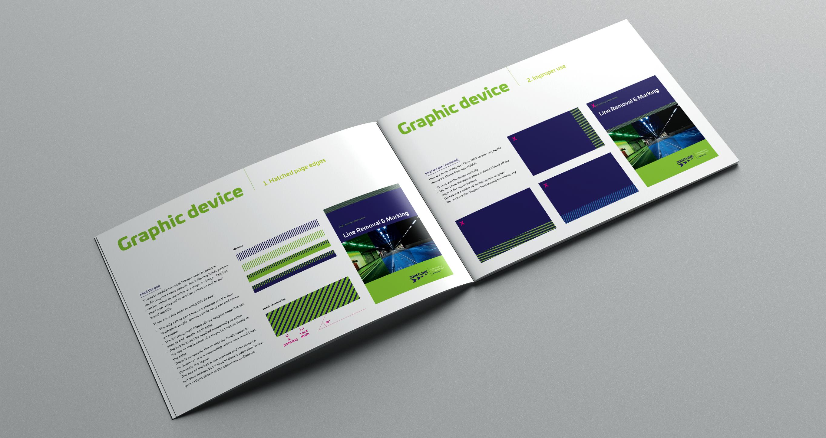 Jointline brand guidelines