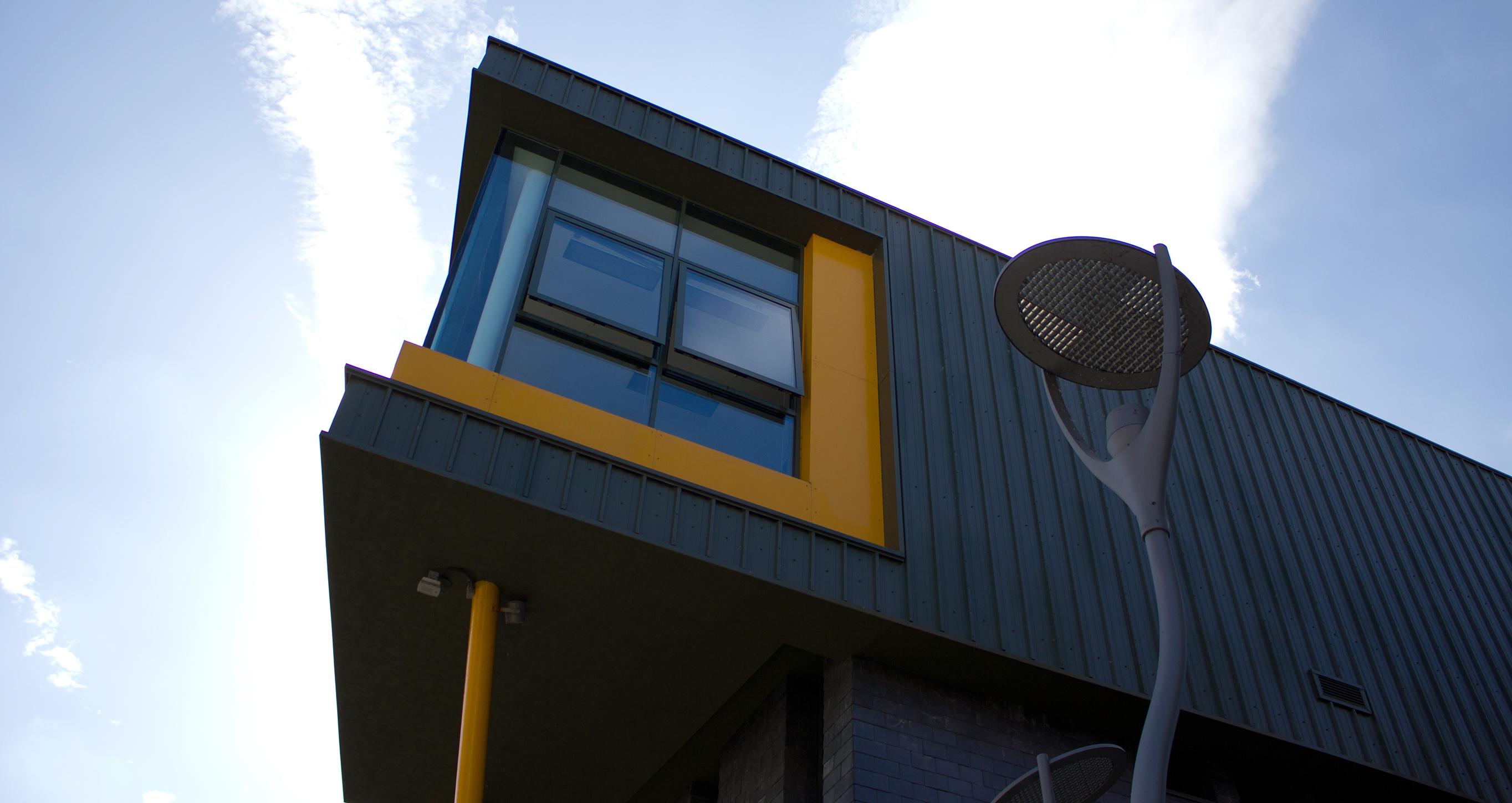 Sparkhouse exterior design