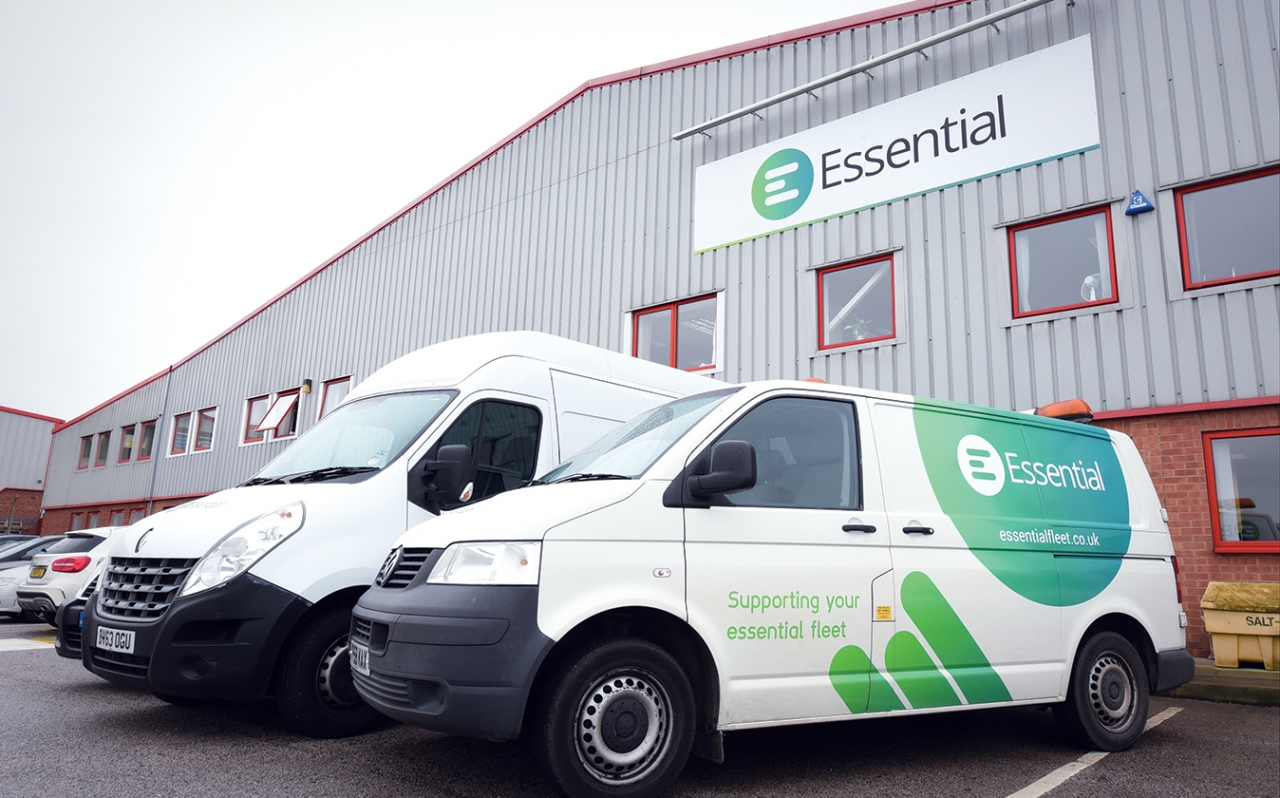 Essential vehicle livery and signage designs