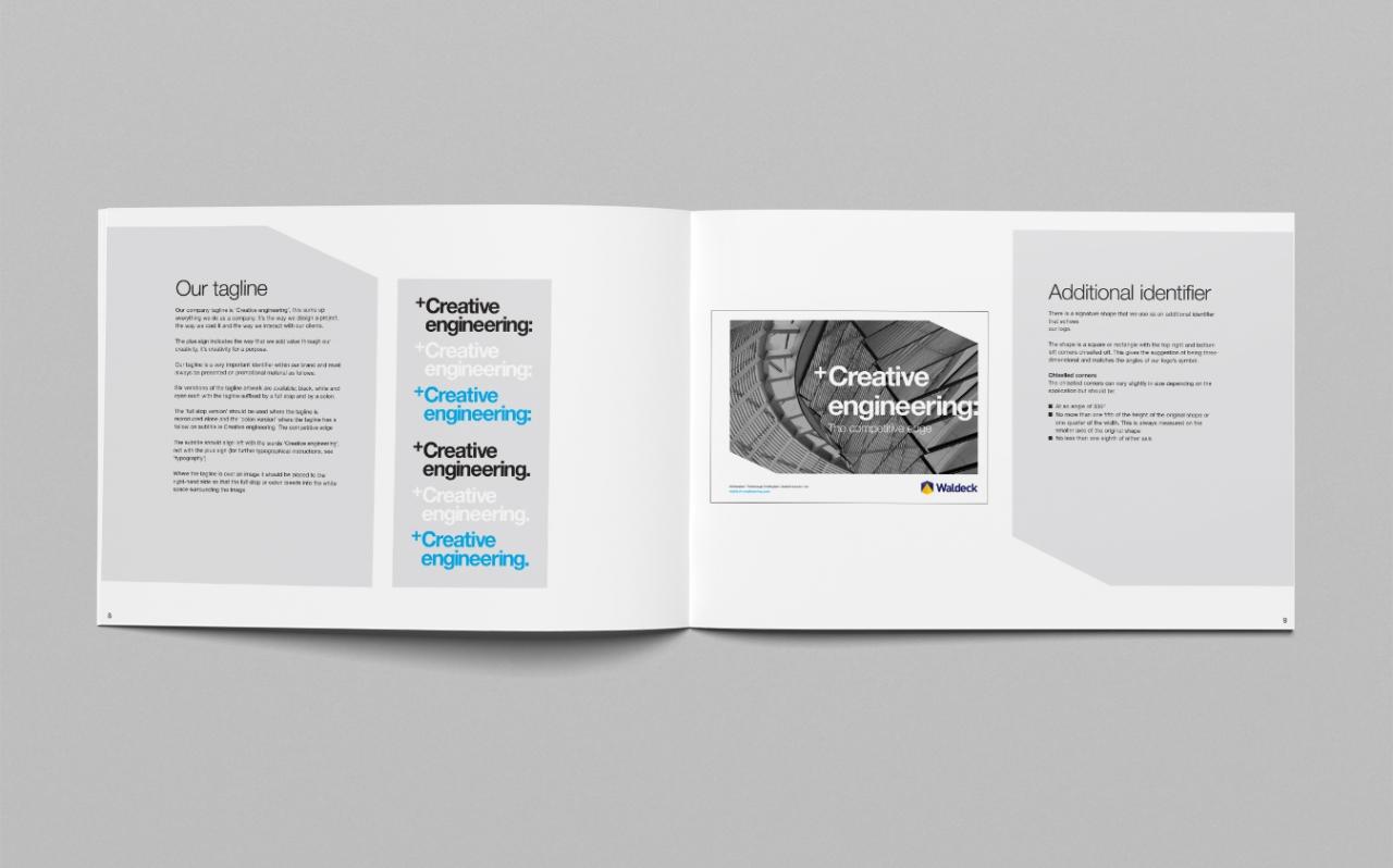 Waldeck brand guidelines