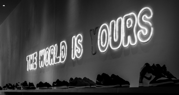 Brand purpose - The World Is Ours