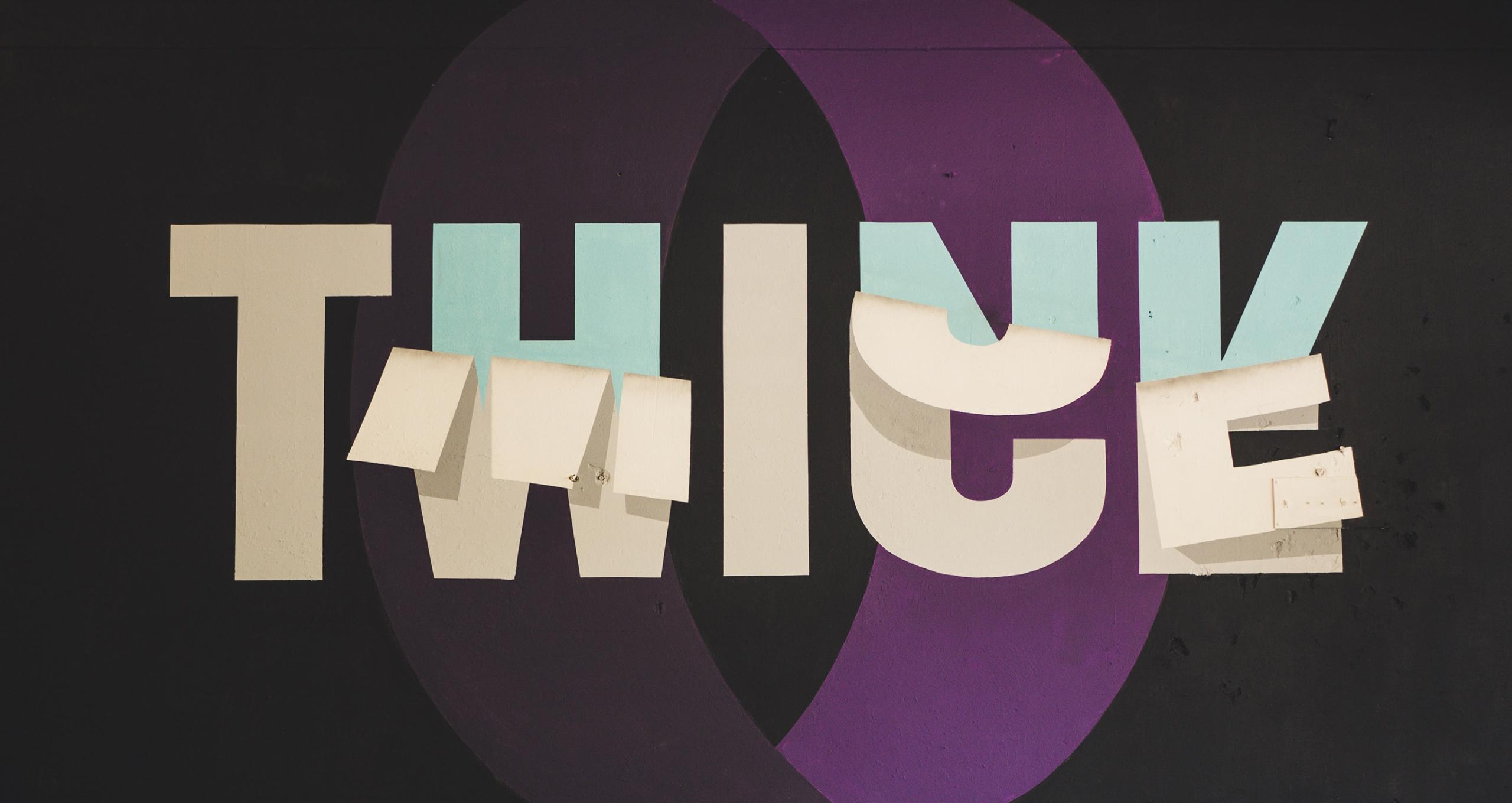 Brand identity - think twice
