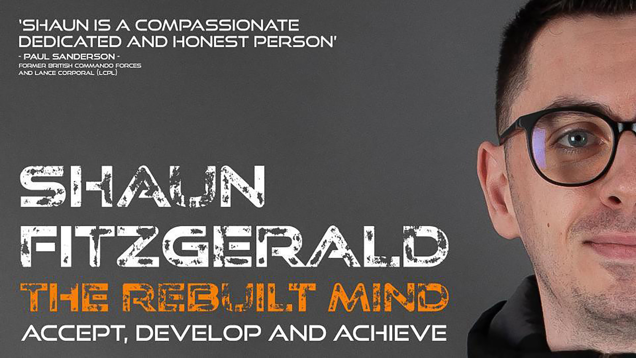 Shaun Fitzgerald - The Rebuilt Mind
